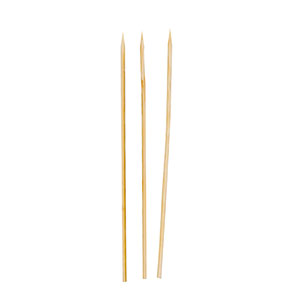 "Bamboo Skewer, Size: 6"", Compostable, 19,200/cs"
