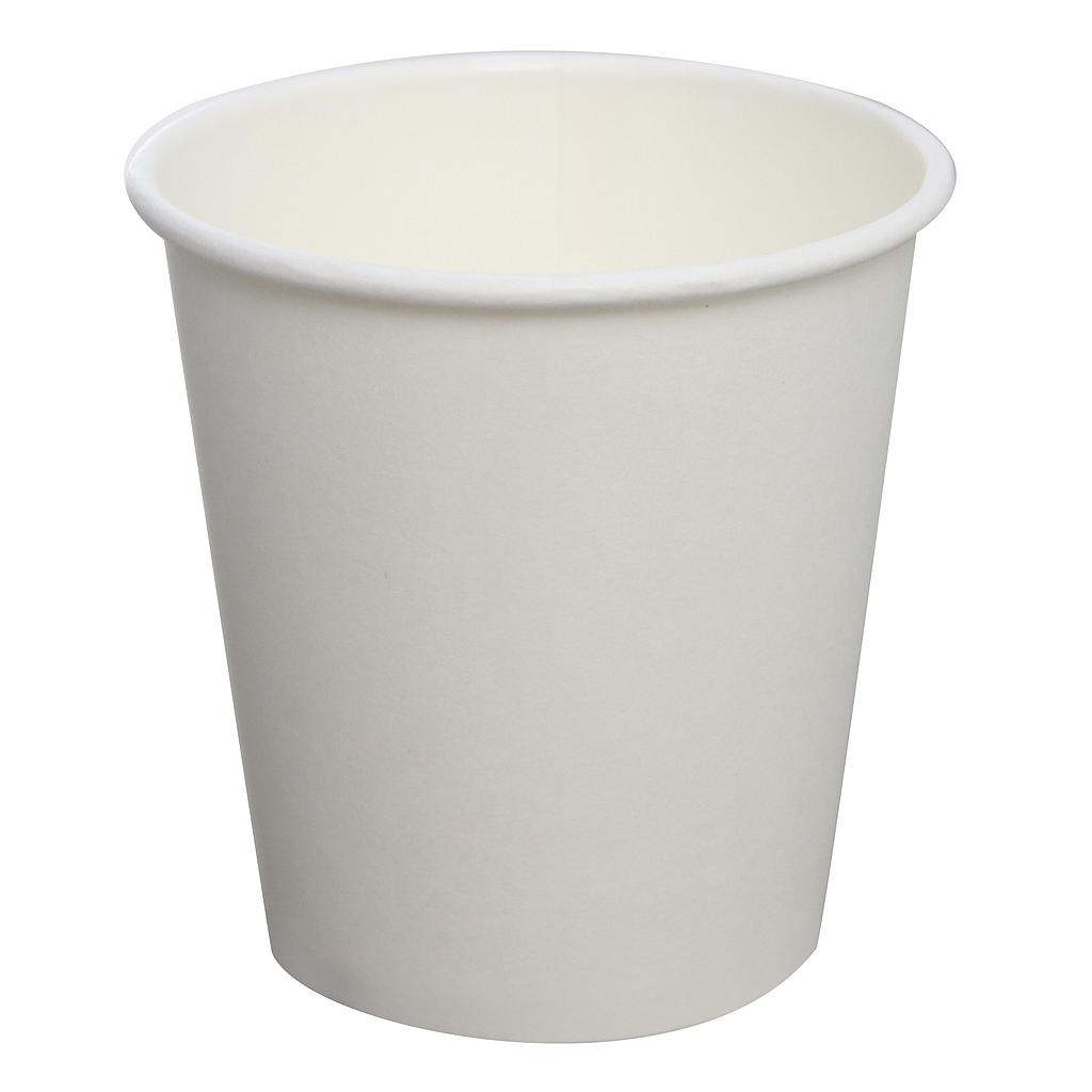 *DELIVERY MINIMUMS APPLY* 8 oz hot cup, Color: White, Material: Paper, 1000/cs *CONTACT US FOR DETAILS OR SEE ITEM 003017-03*