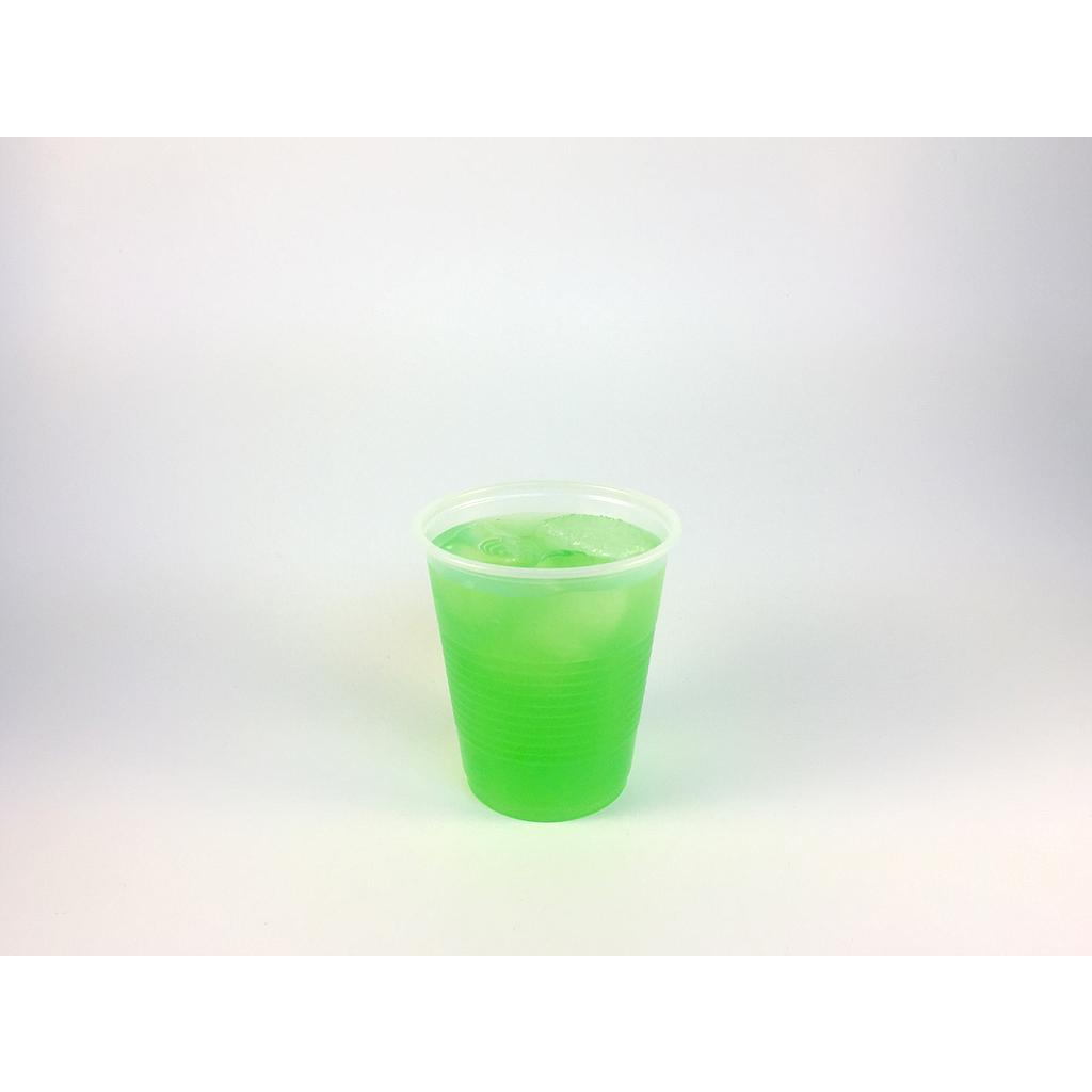 9 oz Polystyrene cold cup, Color: translucent, 1500/cs