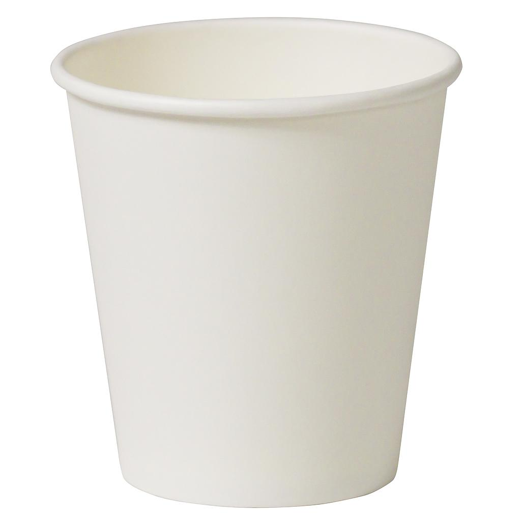 10 oz hot cup, Color: White, Material: Paper, 1000/cs