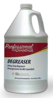 Degreaser and cleaner, Auburn BASIC Line, concentrated, 1 gallon bottle; 4 bottles/cs