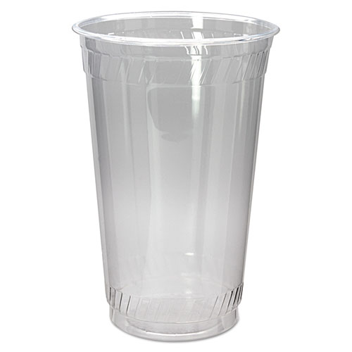 20 oz PLA cold cup, Compostable, Color: clear, 1000/cs