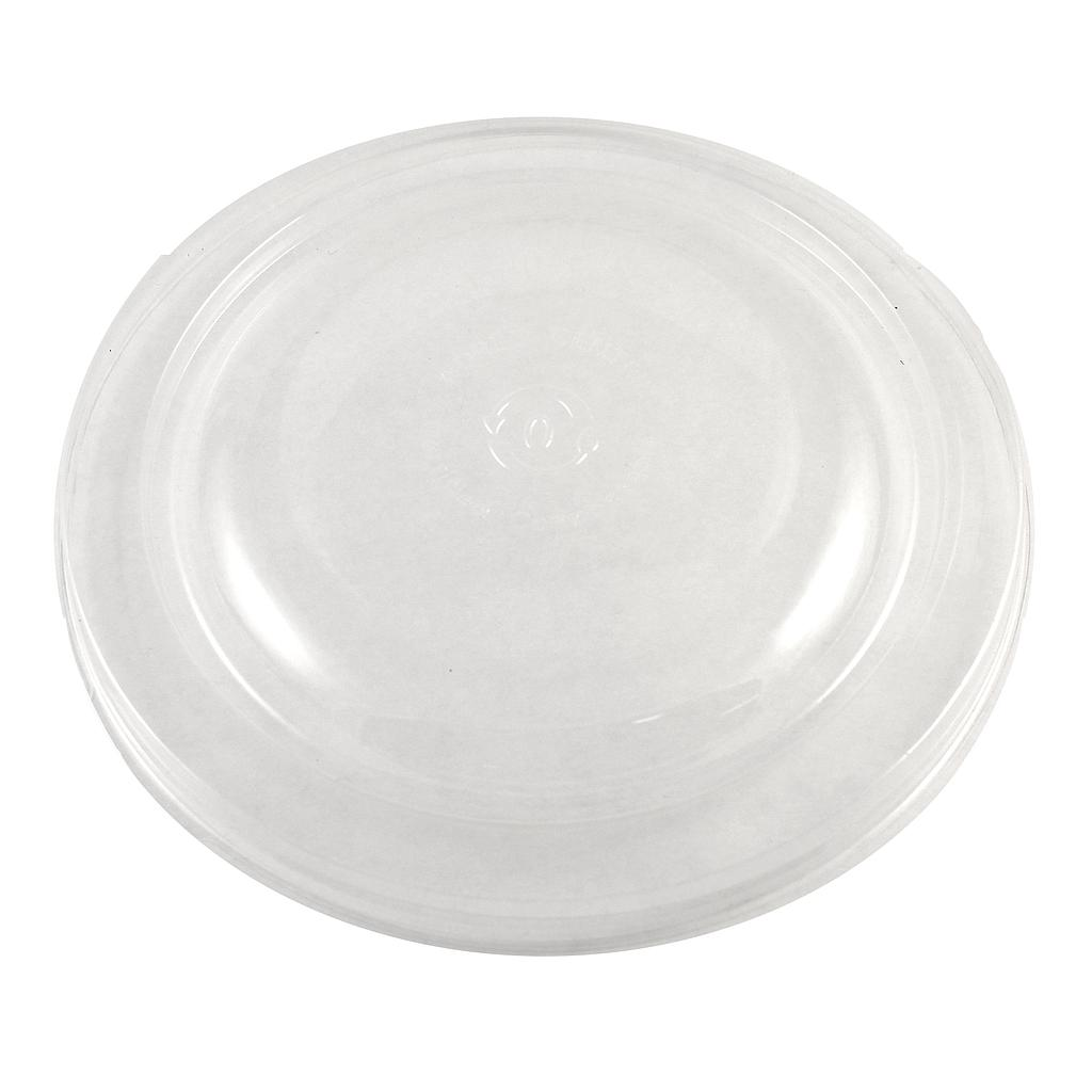 *SPECIAL ORDER ITEM* Lid for 16-32 oz plant fiber bowl, Color: Clear, Compostable, 300/cs *ESTIMATED DELIVERY 4 TO 6 WEEKS* (NOT RETURNABLE)