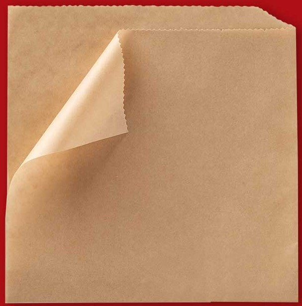 "*SPECIAL ORDER ITEM* Side opening paper sleeve, Size: 7""x6.75"", Color: Kraft, Compostable, 1,000/cs *SPECIAL ORDER ITEM* SEE DETAILS BELOW"