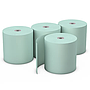 "Register roll, bond paper, 1-ply, Color: green, size: 3"" x 165', 50/cs"